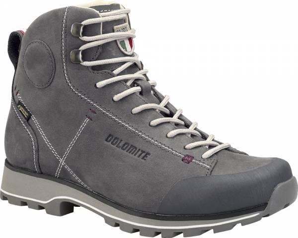 Dolomite CinquantaQuattro High FG GTX Women Wanderschuh gunmetal grey