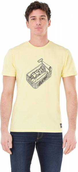 Picture Tricana Tee Men T-Shirt yellow