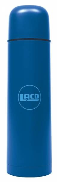 LACD Vacuum Bottle blue 1,0L Trinkflasche