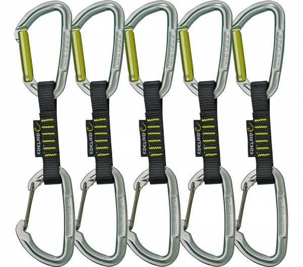 Edelrid Slash Wire 5er Express Set