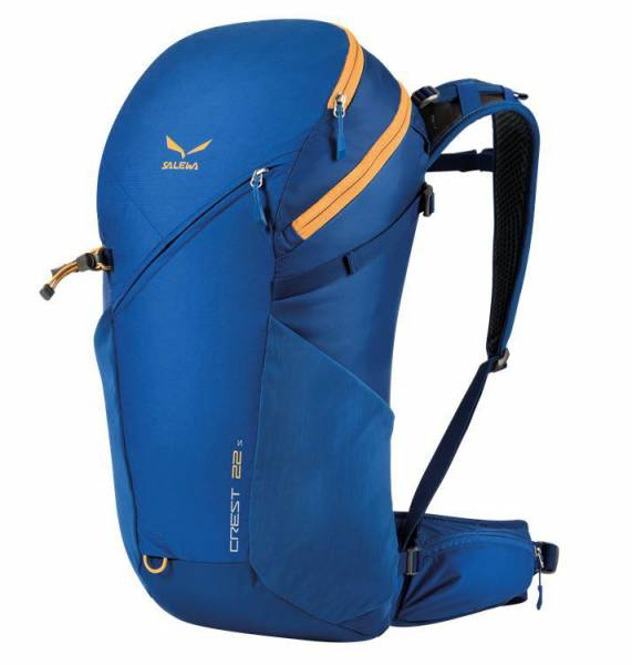 Salewa Crest 22S BP nautical blue