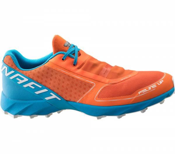 Dynafit Feline Up Men Trailrunningschuh Orange/Methyl Blue