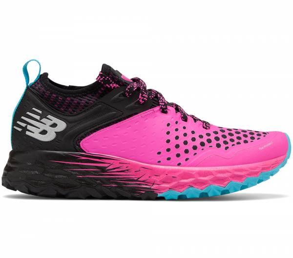 New Balance Fresh Foam Hierro v4 Women Trailrunningschuh Pink/Black