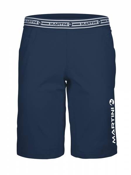 Martini Sportswear Break Herren Zipp-Short true navy