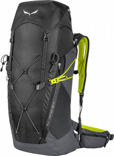 Salewa Alp Trainer 35 + 3 black Rucksack