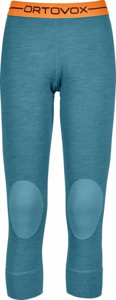 Ortovox 185 Rock´n´Wool Short Pants Women Hose aqua blend