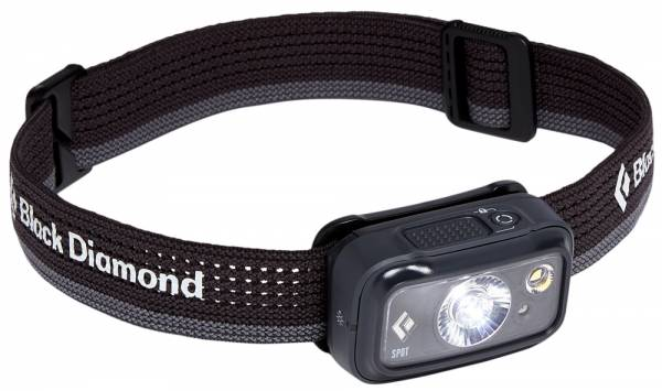 Black Diamond Spot 325 Lumen Headlamp graphite