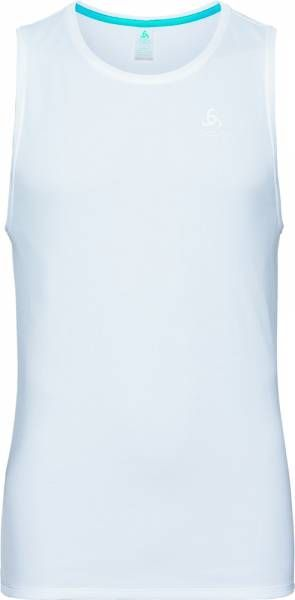 Odlo Active F-Dry Light Suw Top Crew neck Singlet Men white