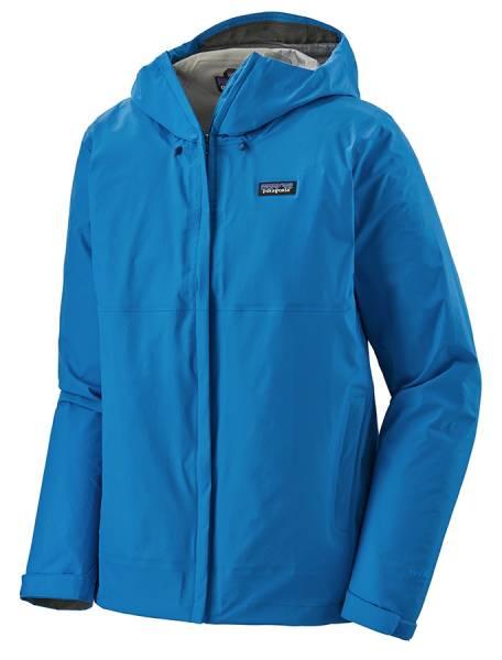 Patagonia M's Torrentshell 3L Jacket Herren Hardshelljacke andes blue