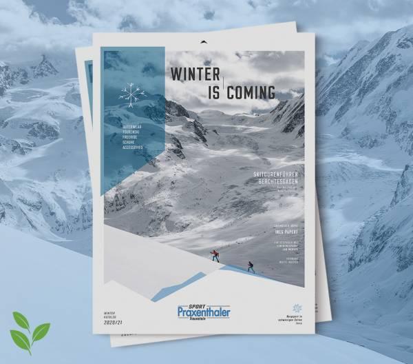 Sport Praxenthaler Winterkatalog 2020/21