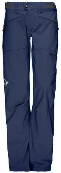 Norrona Falketind flex1 Pants Women Softshellhose indigo night
