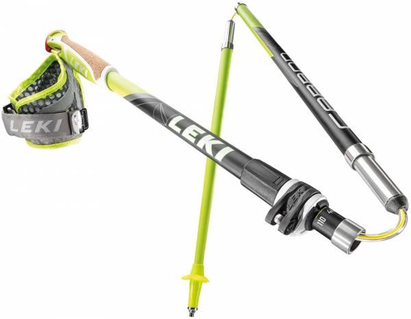 Leki Micro Vario Trail 110cm - 130cm Trailrunningstock