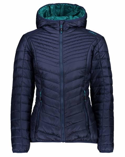 CMP Jacket Fix Hood Women Isolationsjacke blue (30Z5286)