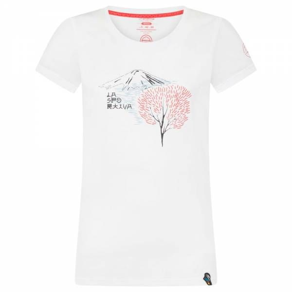 La Sportiva Bloom T-Shirt Women white