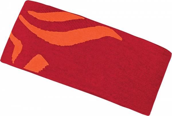 Norrona /29 mega logo Headband Stirnband jester red