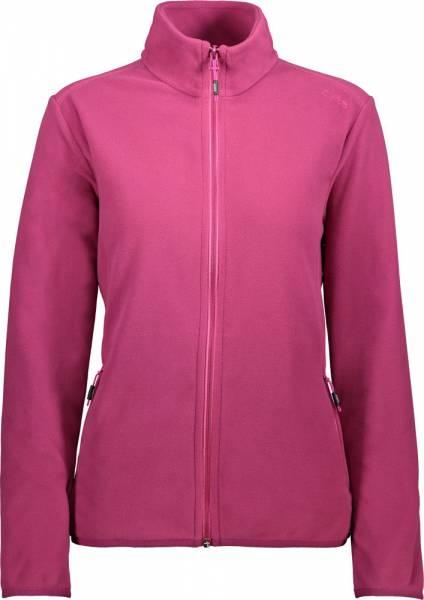 CMP Fleece Jacket Women borgogna