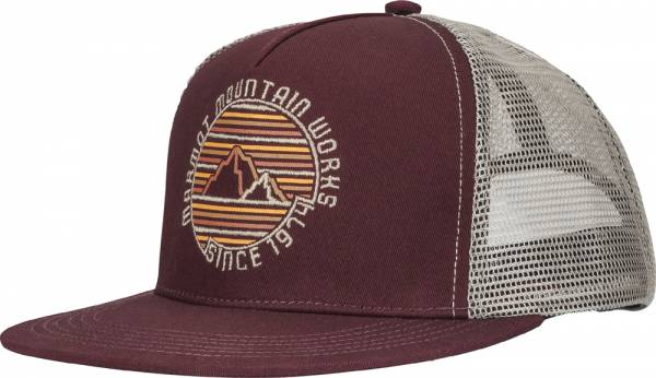 Marmot Trucker purview burgundy Cap